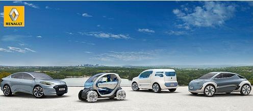 Renault electricos