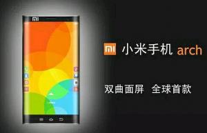 Xiaomi copia los bordes curvos
